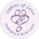 Labors of Love Midwifery and Birth Center Spartanburg/Greenville Logo